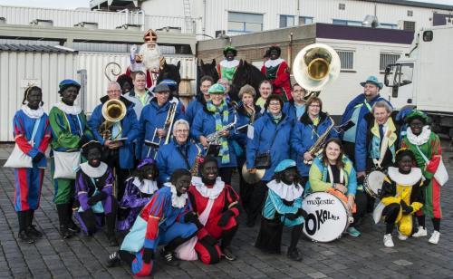 Sinterklaas 2019 Hanos